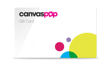 Preview of your giftcard.